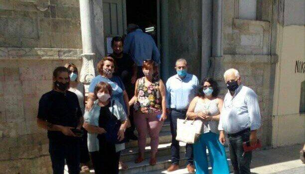 Μία ακόμα νίκη επετεύχθη στις αίθουσες των δικαστηρίων από συμβασιούχους εργαζόμενους στο Δήμο Βιάννου