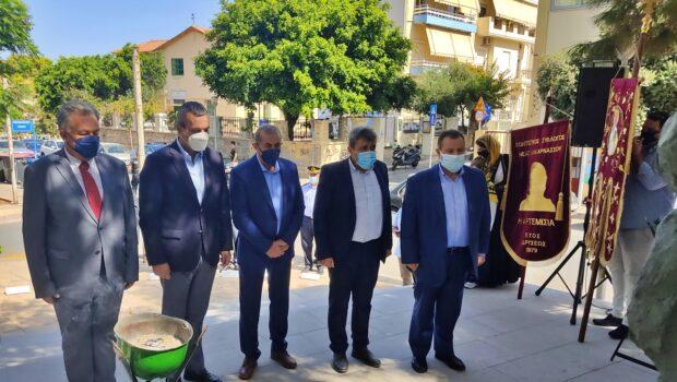 Στις εκδηλώσεις Εθνικής Μνήμης της #Γενοκτονίας των Ελλήνων της Μ. Ασίας