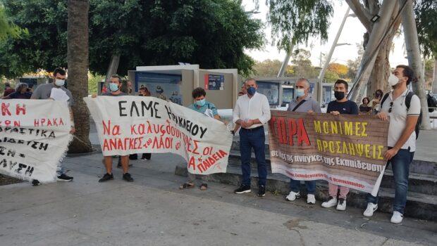 Σωκράτης Βαρδάκης: «Η σχολική κοινότητα εκπέμπει σήμα κινδύνου, με την κυβέρνηση να φέρει ακέραιη την ευθύνη γι' αυτό»