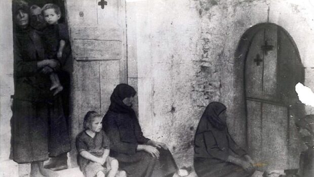 Σωκράτης Βαρδάκης: «Ολοκαύτωμα της Επαρχίας Βιάννου. Ένα ειδεχθές έγκλημα, μια υπέρτατη θυσία για την Ελευθερία. Το ημερολόγιο έγραφε 14 Σεπτεμβρίου 1943»